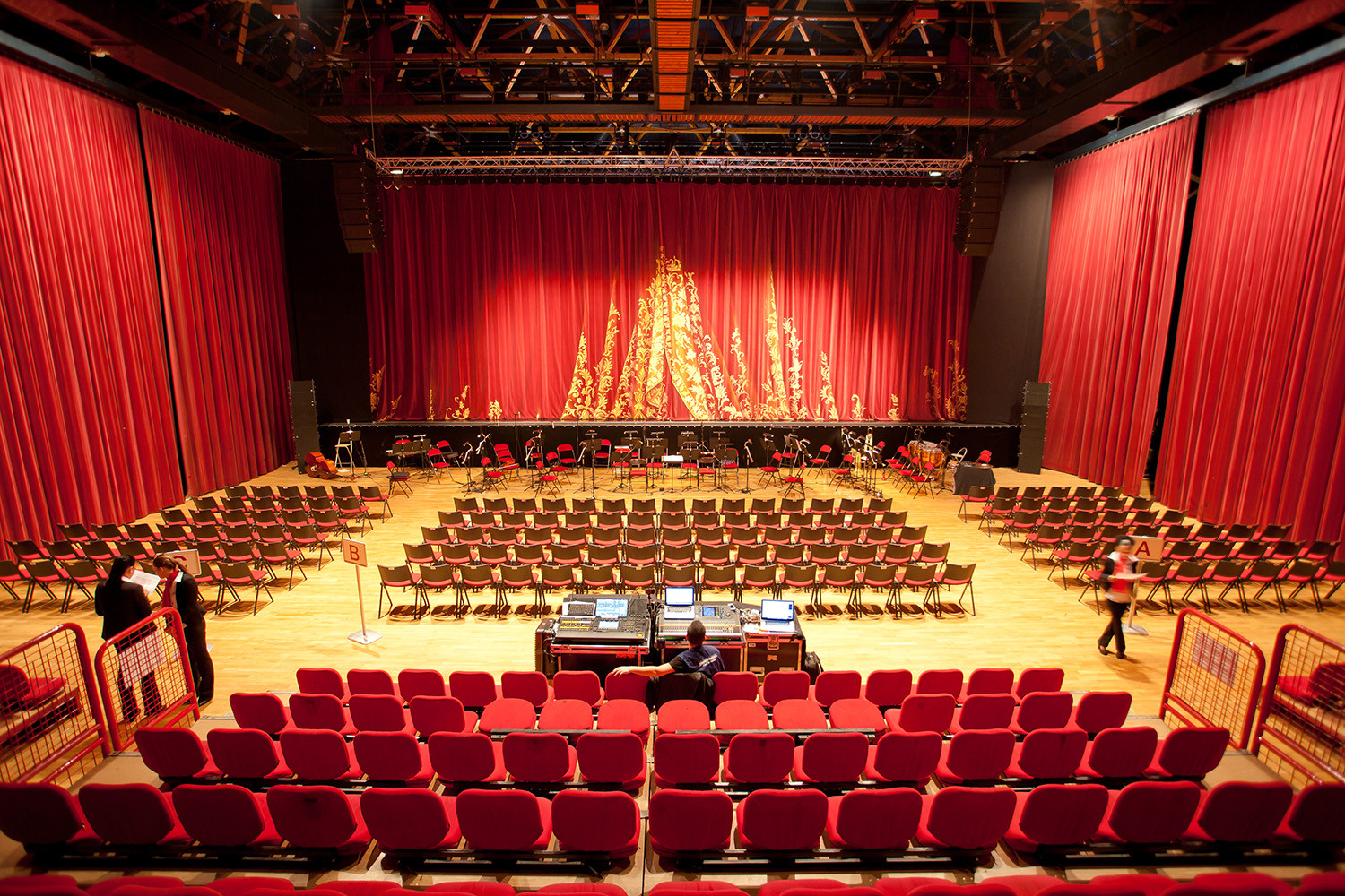 salle spectacle bourges